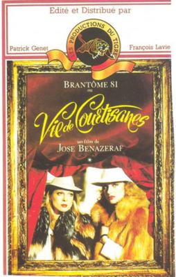 Brantôme 81, Vie de dames galantes - Jaquette VHS France