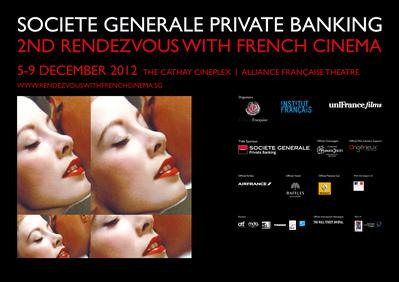 Rendezvous with French Cinema in Singapore - 2012