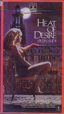 Heat of Desire - Poster Etats-Unis