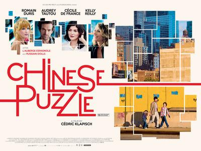 Chinese Puzzle - Poster - United Kingdom