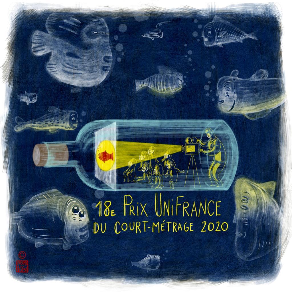 Prix UniFrance du court-métrage - © Regina Pessoa