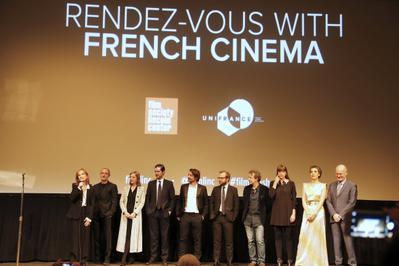 Rendez-Vous With French Cinema en Nueva York - 2016 - Soirée d'ouverture le 3 mars