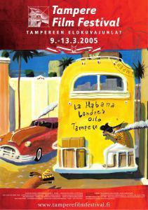Festival du film de Tampere - 2005