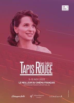 Tapis Rouge, Festival du film français  - 2020