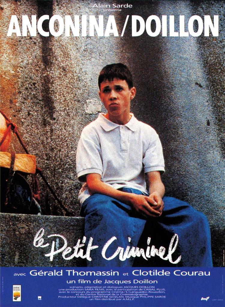 ピストルと少年