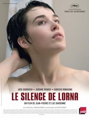 Le Silence de Lorna - Affiche (Poster) - France