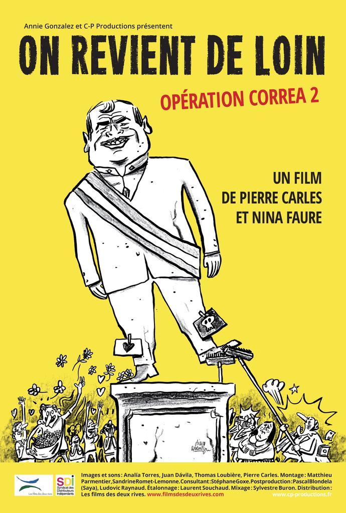 On revient de loin - Opération Correa - épisode 2