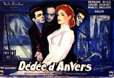 Dédée de Amberes