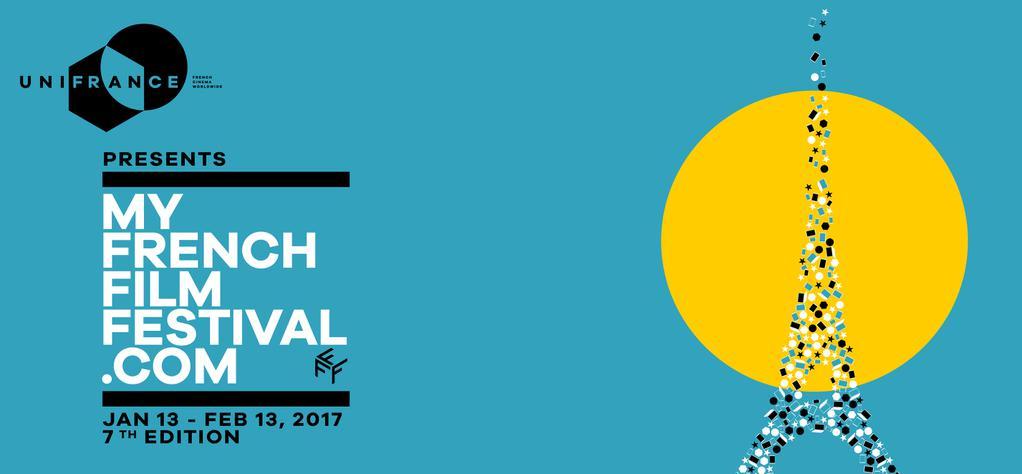 Le palmarès de MyFrenchFilmFestival 2017