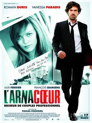 L'Arnacœur - Poster - France