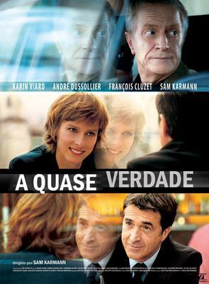 La Vérité ou presque - Poster - Brazil