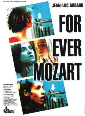 For Ever Mozart - Poster France