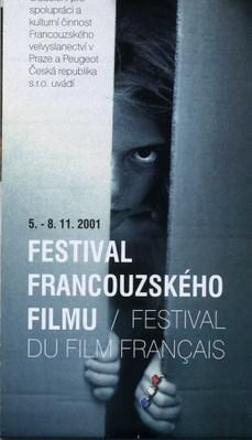 Festival du film français en République tchèque - 2001