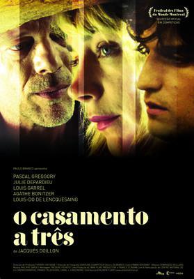Le Mariage à trois - Affiche Portugal
