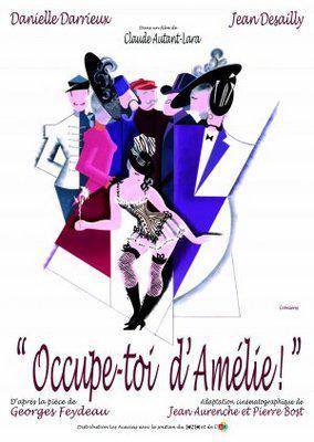Occupe-toi d'Amélie..! - Poster France