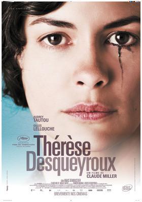 Thérèse Desqueyroux - Poster - Portugal