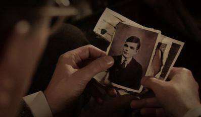 Alan Turing, le code de la vie