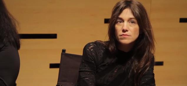 Une conversation avec Benoit Jacquot et Charlotte Gainsbourg