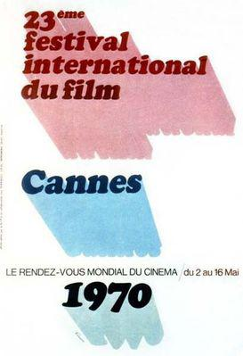 Festival Internacional de Cine de Cannes - 1970