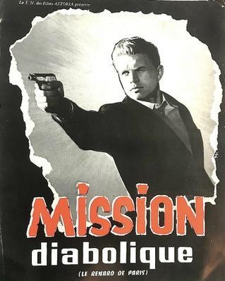 Mission diabolique (Le Renard de Paris)