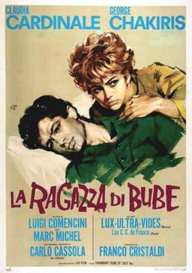La Chica de Bube - Poster Italie