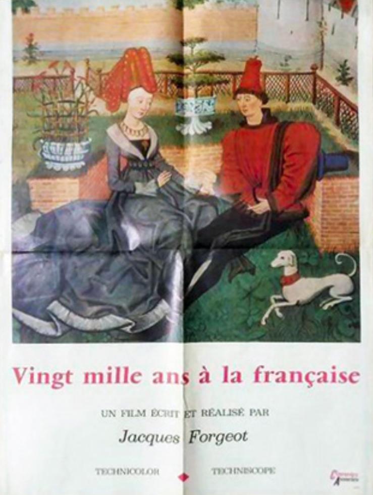 Vingt mille ans à la française