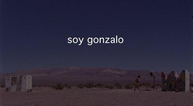 Soy Gonzalo