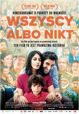 O los tres o ninguno - Poster - Poland