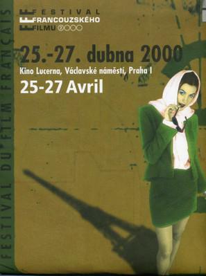 Festival de Cine Francés en la República Checa - 2000