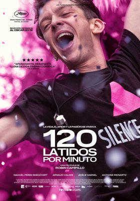 120 battements par minute - Poster - Mexico
