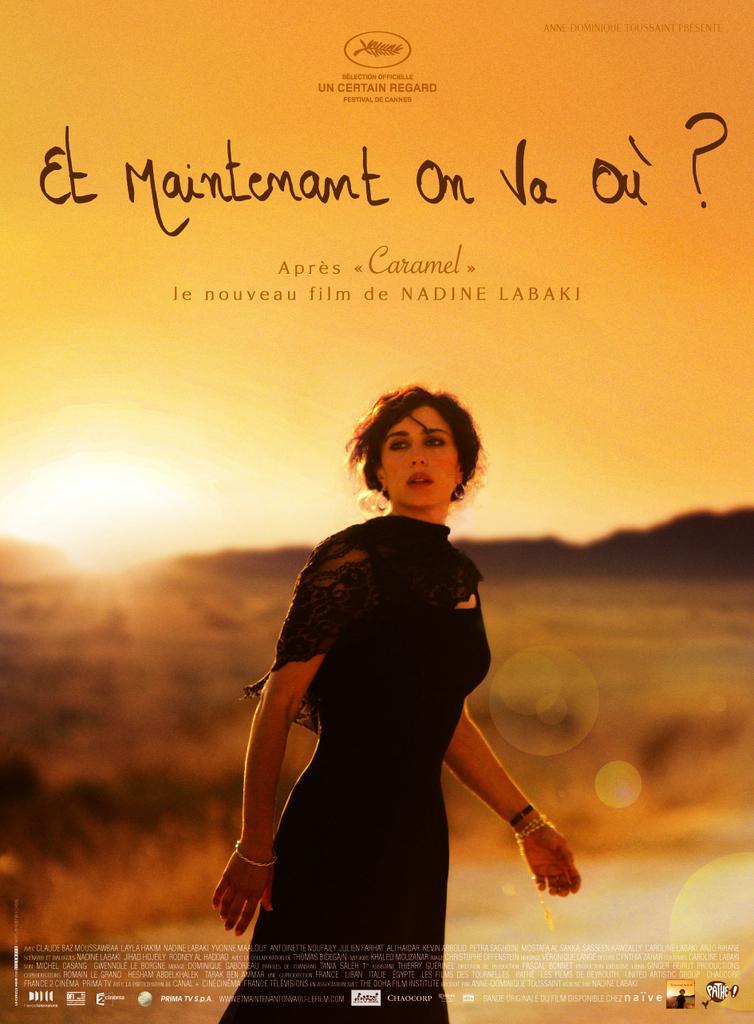 Adel Karam - Poster - France