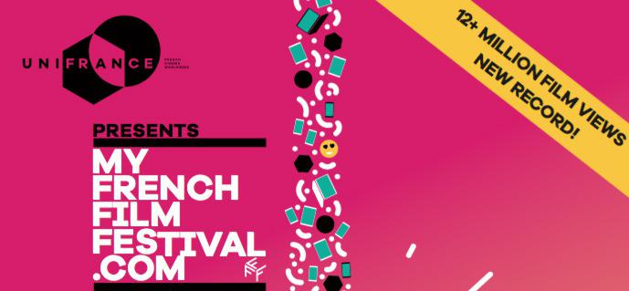 Event Report on MyFrenchFilmFestival 2018!