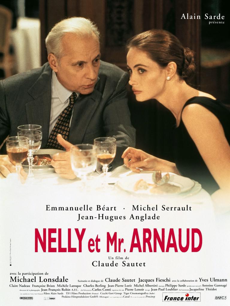 Nelly et Mr. Arnaud