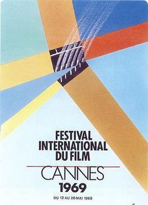 Festival Internacional de Cine de Cannes - 1969