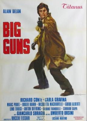 Big Guns - Les Grands Fusils - Poster - Italy