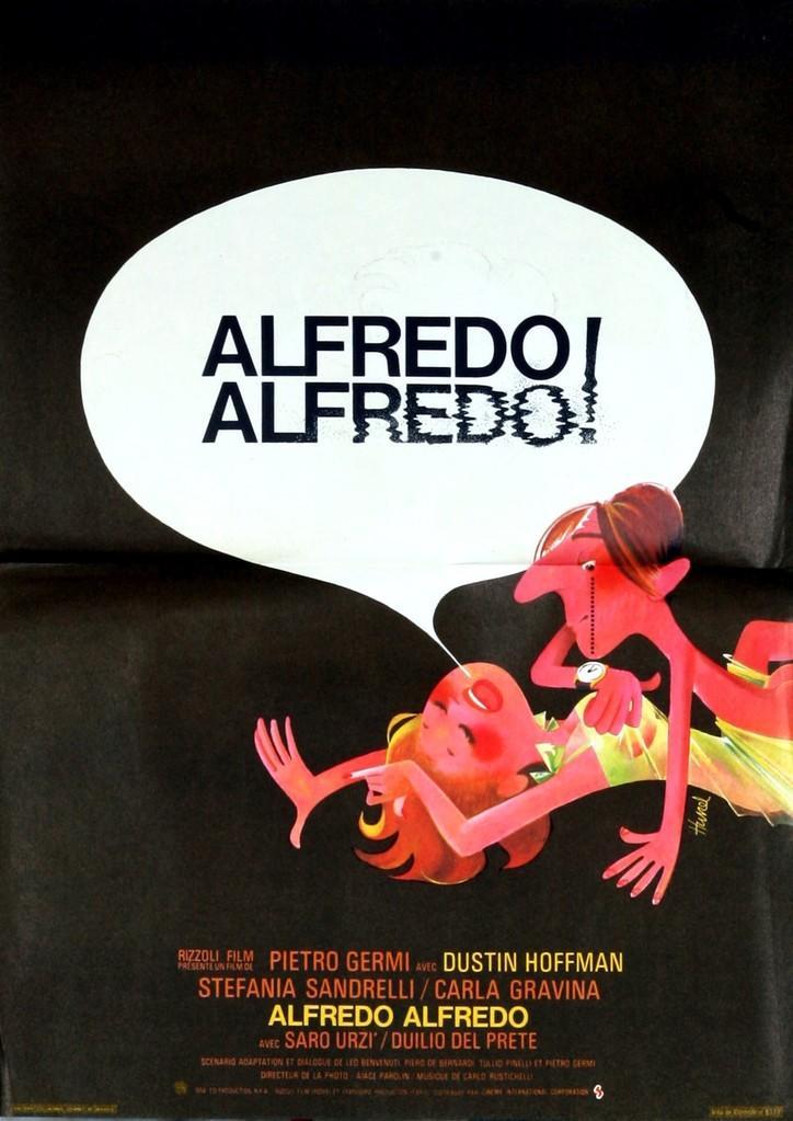 Alfredo Alfredo !