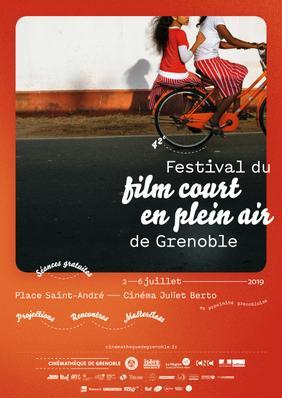 Festival du Film court en Plein air de Grenoble