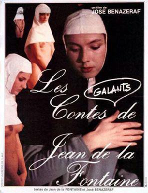 Les Contes galants de Jean de la Fontaine