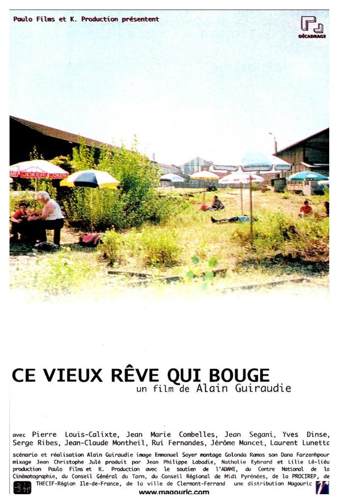 Festival international du cinéma francophone en Acadie (FICFA) - 2002