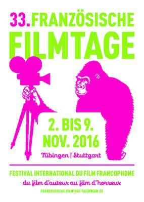 Festival Internacional de Cine Francófono de Tubinga | Stuttgart - 2016