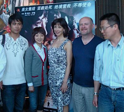 Blockbuster release for Les Femmes de l'ombre in China