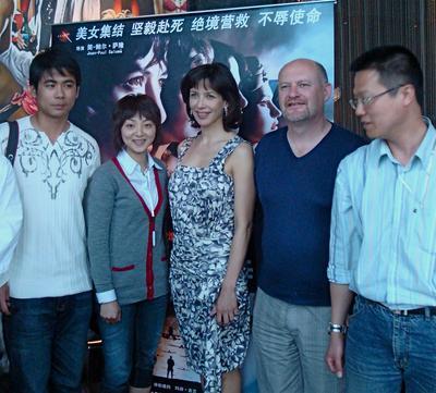Estreno de blockbuster para  « les Femmes de l'ombre » en China