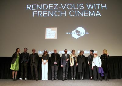 Ouverture des 22e Rendez-Vous with French Cinema à New York - © Bestimage