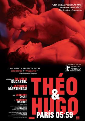 Theo y Hugo, París 5:59 - Poster - Spain