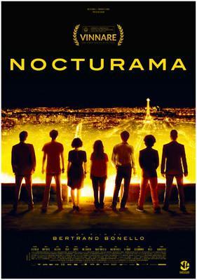 Nocturama - Poster - Sweden