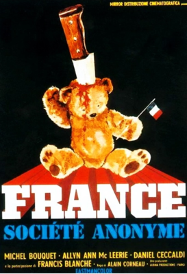 France S.A. - Poster - Italy