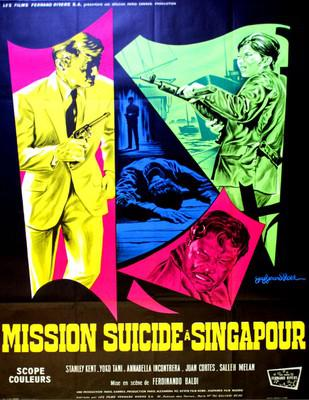 Goldsnake: Anonima Killers / Suicide Mission to Singapore