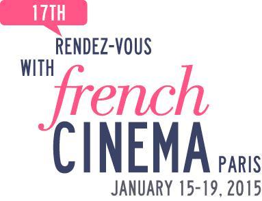 Rendez-vous du cinéma français (Encuentro de cine francés) - Paris - 2015