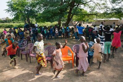 Bilan du 1er Festival Afrique Junior - © Les Villages Enchantés