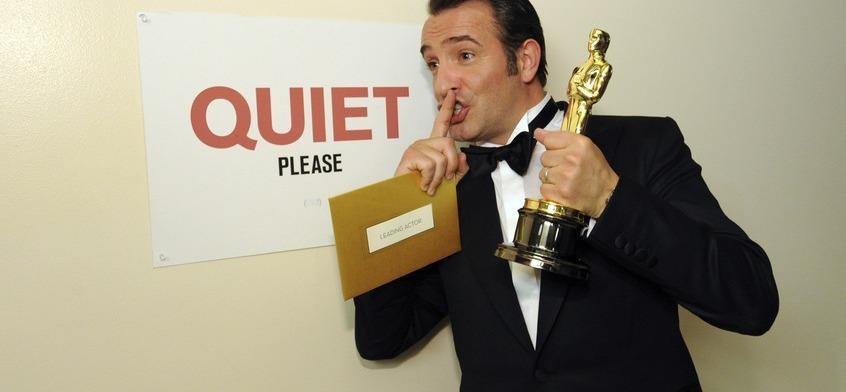 The Artist, la consécration aux Oscars 2012 !